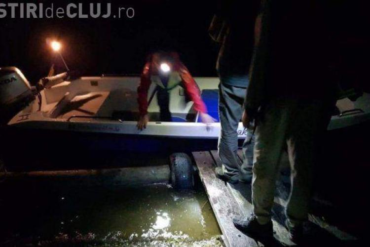 Directorul APIA Cluj este dispărut în lacul Beliș