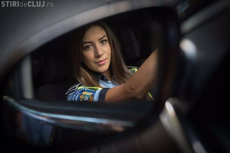 MAI se ocupă cu postări amuzante pe Facebook: Dialog fabulos între un șofer și o polițistă