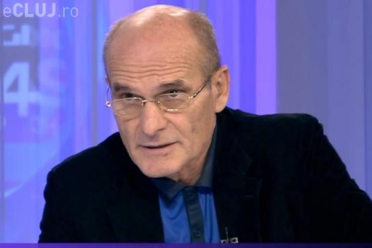 Cristian Tudor Popescu despre Firea: S-a dus să-şi ia bucata de capital politic
