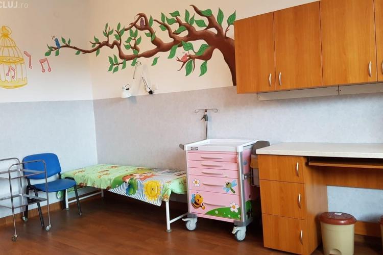 """""""Bărboșii"""" de la Beard Brothers au renovat etajul unui spital din Cluj FOTO/VIDEO"""