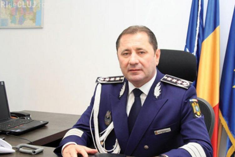 """Ioan Buda, numit """"Regina Șpăgilor, noul șef al Poliției Române"""