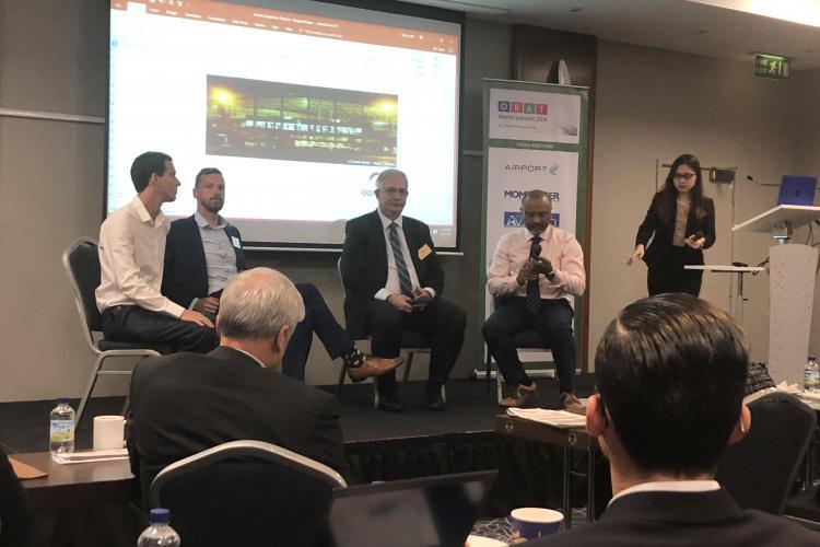 Directorul Aeroportului Internațional Cluj participă la conferința internațională ORAT