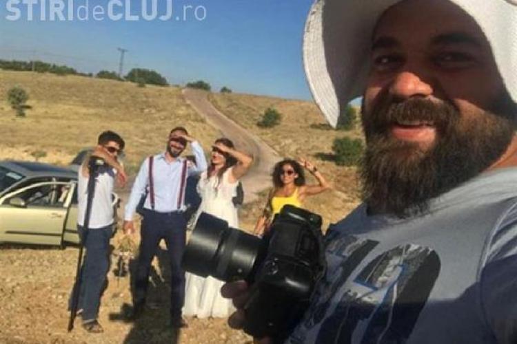 Un fotograf de nunți a ajuns erou pe internet, după ce l-a bătut pe un mire. S-a căsătorit cu o minoră