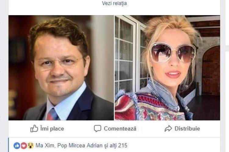 Cel mai bogat clujean, Ștefan Vuza, s-a logodit cu un fost manechin