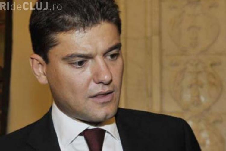 Cristian Boureanu, condamnat la doi ani şi două luni de închisoare după ce a lovit un polițist