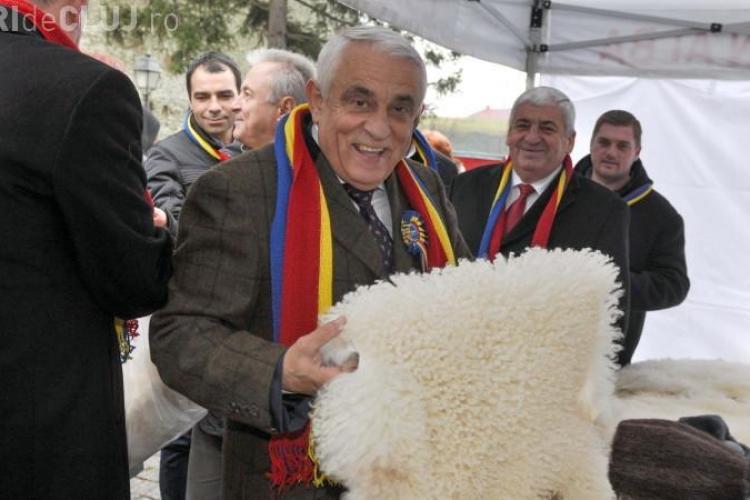 """Ministrul Petre Daea după incinerarea porcilor: """"E o muncă extraordinară. e ca la Auschwitz"""""""