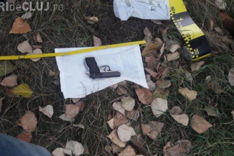 Pistolul dispărut în timpul protestelor din Piața Victoriei, descoperit după 10 zile