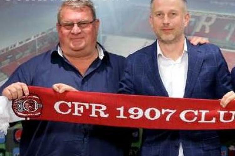 Noaptea cuțitelor lungi la CFR Cluj! Iuliu Mureșan scufundă barca lui Iordănescu