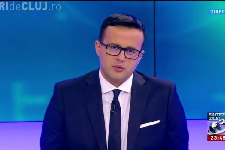 Mihai Gâdea urmărit prin aeroport de o româncă. Ce a urmat și ce față a făcut realizatorul TV - VIDEO
