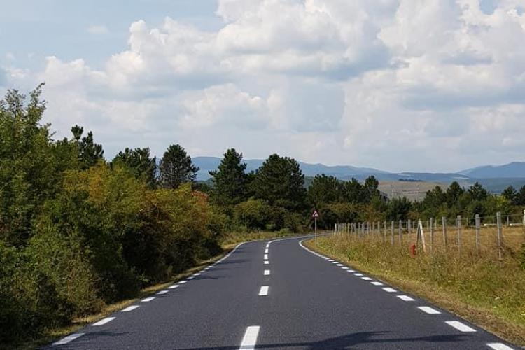 Vești bune, pentru clujeni. Drumul Nord Cluj-Florești s-a redeshis FOTO