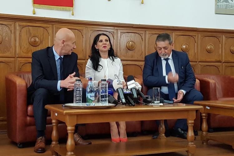 Spitalul Regional de Urgență Cluj costă 500 mil euro. Va fi gata în 2023. Ce TEMERE are ministrul Sănătății