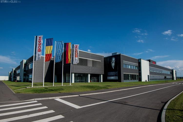 Fabrica Bosch Cluj recrutează pe loc! (P)