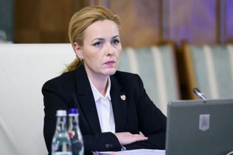 Ministrul de Interne, Carmen Dan, despre proteste: Iniţial, mi-am luat informaţiile de pe tv