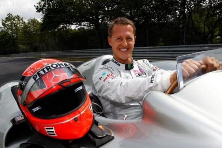 """Neurochirurg: """"Michael Schumacher nu mai este de mult în comă"""""""
