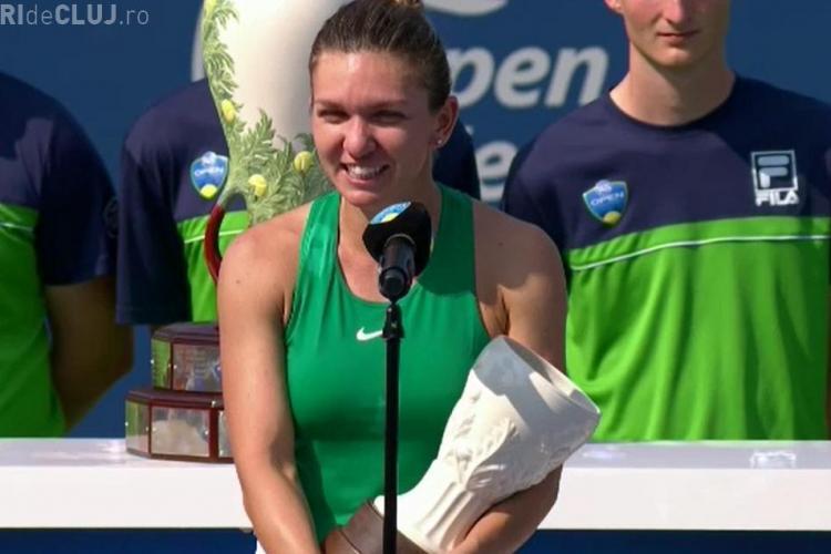 Cât a câștigat Simona Halep din tenis. Topul sportivelor