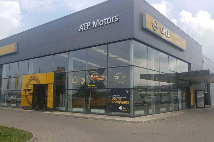ATP Motors, noul dealer Opel din județul Cluj