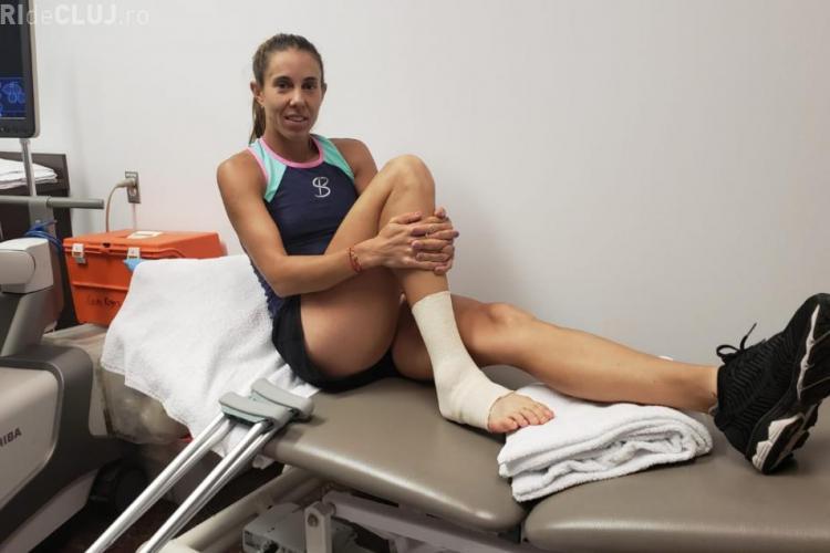Medicii i-au dat vești proaste Mihaelei Buzărnescu, după accidentarea de la Montreal