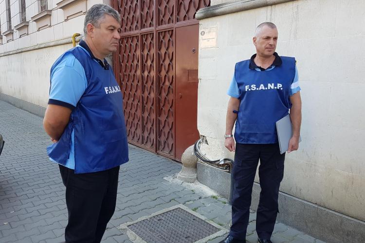 Grevă în penitenciarul Gherla și la secția exterioară din Cluj-Napoca
