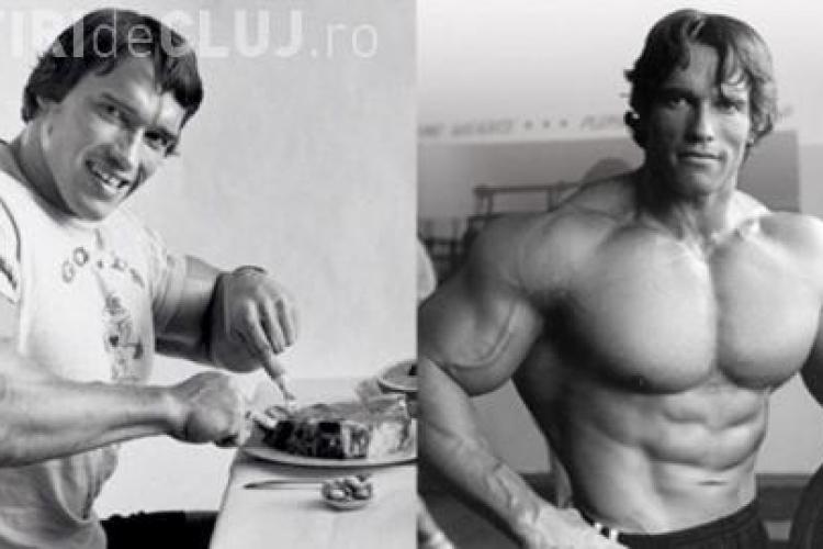 Dieta lui Arnold Schwarzenegger