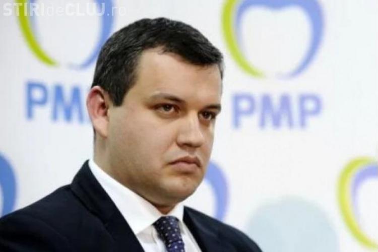 Șeful PMP, Eugen Tomac, la Cluj: Numai liderii PSD aveau interesul să compromită acţiunea din 10 august