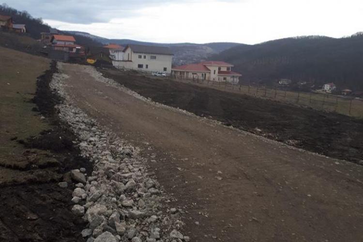 Florești: Străzile Valea Gârbăului, Răzoare și Crizantemelor intră în reparații capitale