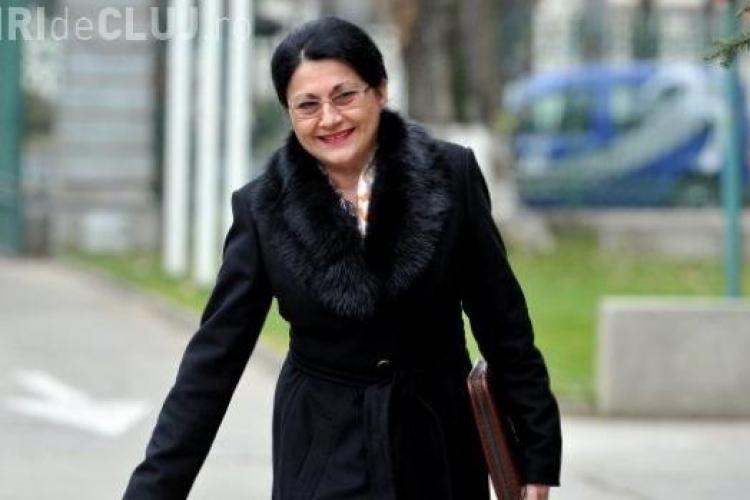 Senatorul Ecaterina Andronescu cere demisia lui Liviu Dragnea