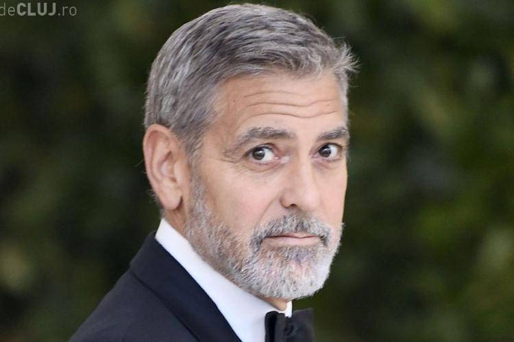 Clooney, cel mai bine plătit actor în 2018