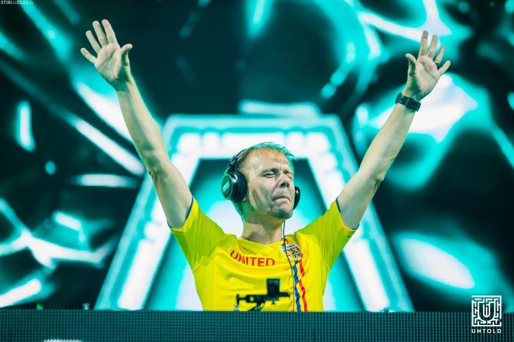 Untold rămâne la Cluj: Se zvonește și că Armin este acționar la Untold