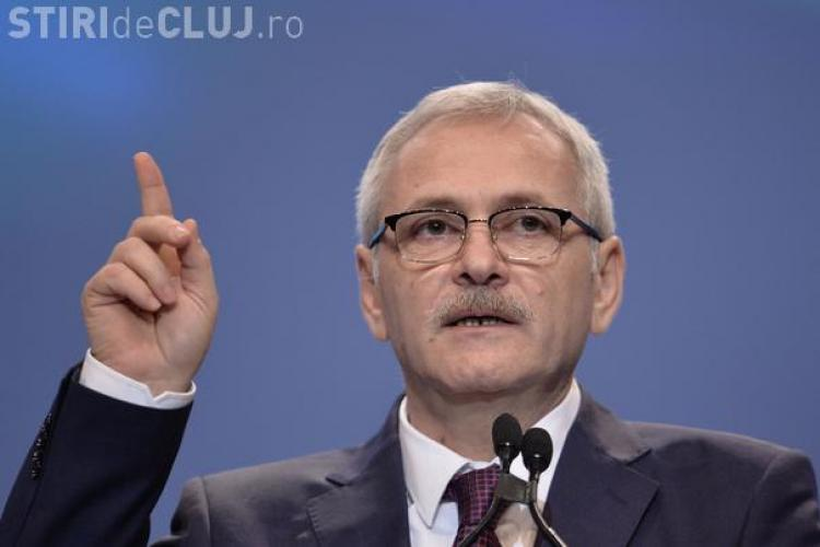 Dragnea, despre mesajele obscene anti-PSD din toată țara: Este o campanie mizerabilă