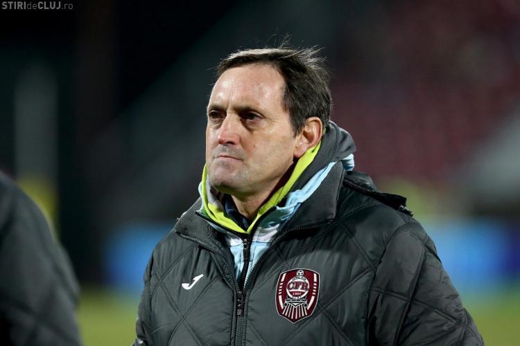 Antonio Conceicao, noul antrenor al CFR Cluj