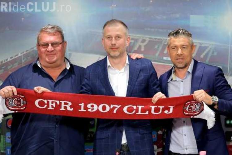 CFR Cluj l-a DEMIS pe Edi Iordănescu! De ce s-a ajuns aici