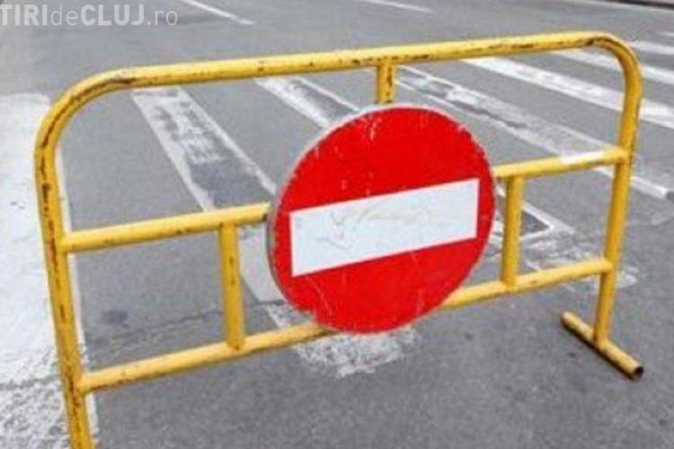 Cluj-Napoca: Restricții de circulație în centrul municipiului