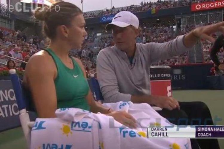 Simona Halep a răbufnit la adresa WTA: Azi a fost destul!