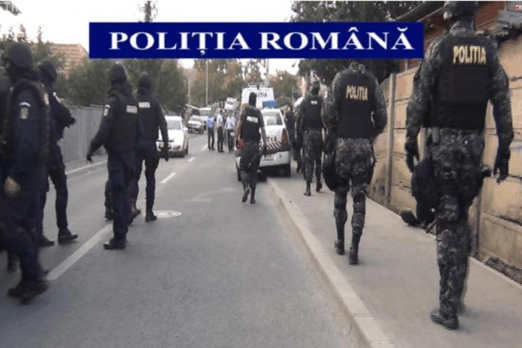 Dealer de droguri reținut în Cluj-Napoca, în urma unui flagrant