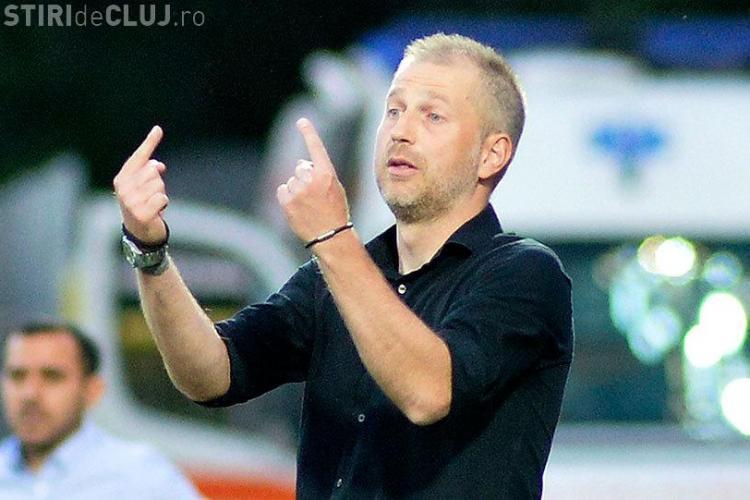 Edi Iordănescu despre plecarea lui de la CFR Cluj: Jucătorii implicați în plecarea lui