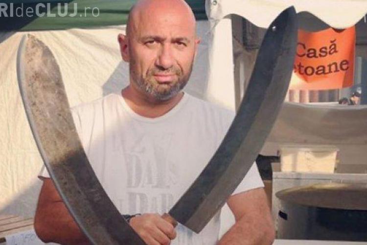 Cum a slăbit Chef Cătălin Scărlătescu 52 de kilograme