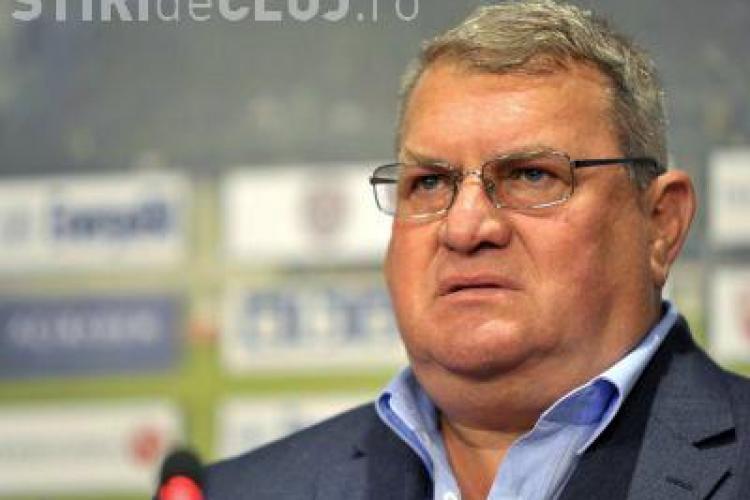 """Iuliu Mureşan: """"Avem jucători care fumează"""""""