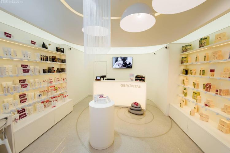 La 2 ani de la înființare, rețeaua magazinelor de brand Gerovital a ajuns la 16 unități naționale (P)