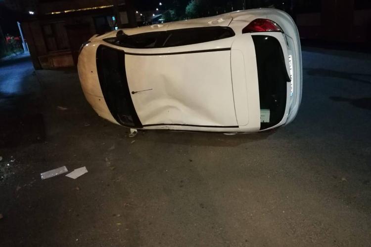 Cluj: Un maramureșan s-a crezut pilot de curse și a fugit de poliție. Ce a urmat - FOTO