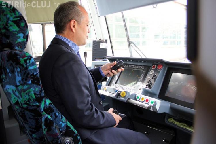 Boc: Metroul de la Cluj, realizat după tehnologia din 2050, cu levitație și sistem de ticketing
