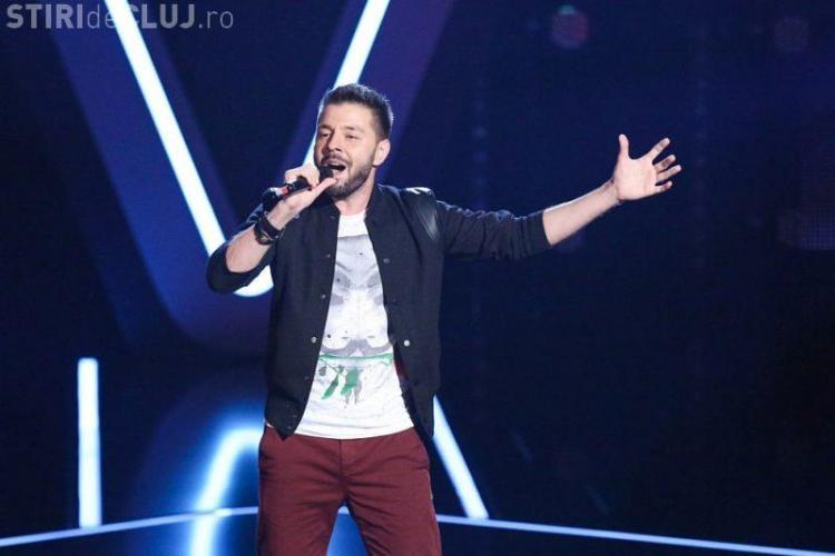 Cine e Bogdan Ioan, tânărul care a făcut senzație la Vocea României - VIDEO