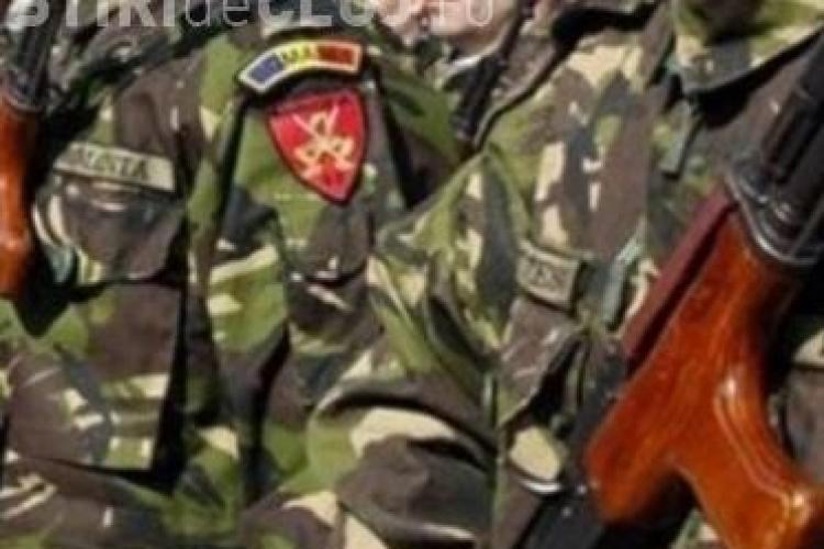 """Cluj: Rezerviști sunt chemați la """"arme"""" în zilele de 4 - 6 septembrie"""