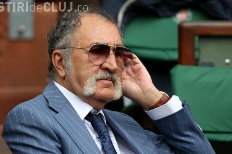 Țiriac vine la Cluj să-l vadă pe Boc. Aduce la Cluj un turneu de tenis de elită?