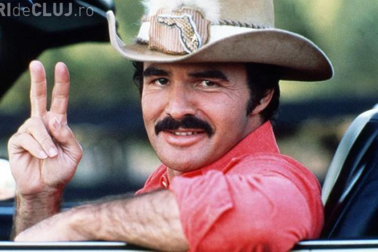 Burt Reynolds a murit la 82 de ani