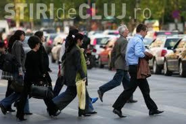 Populația României a scăzut cu peste 120.000 de oameni într-un singur an