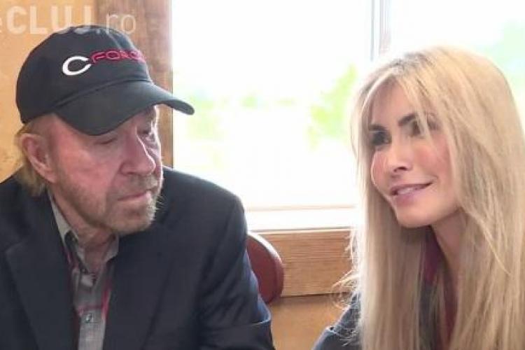 Chuck Norris are o fiică secretă. Totul s-a aflat
