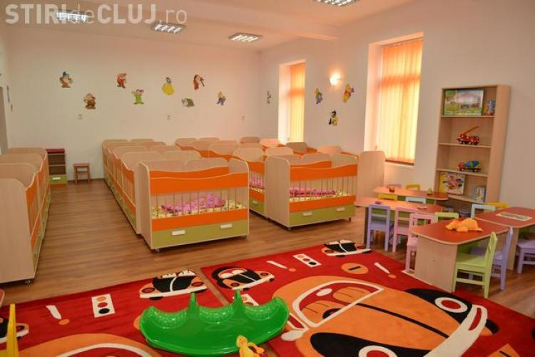 """Clujenii cu """"vechime"""" au prioritate la înscrierea copiilor în creșe"""