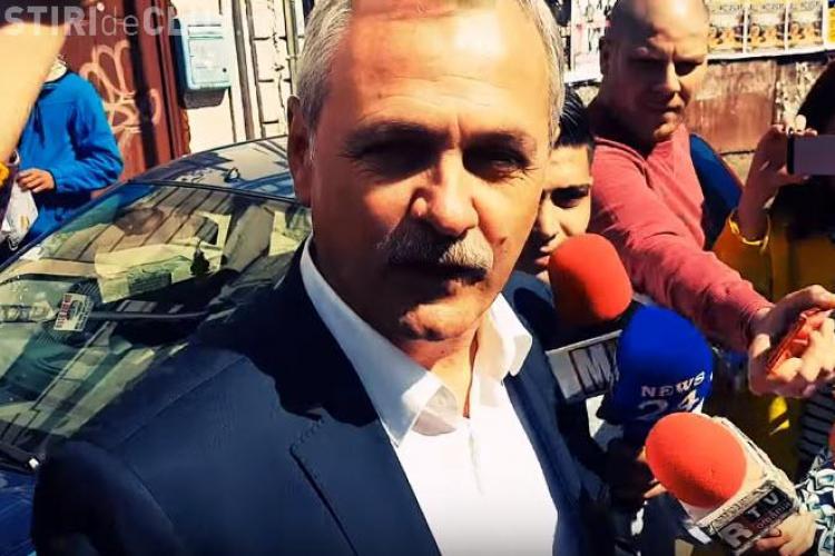 Dragnea îl apără pe Vâlcov, după ce a postat fișa medicală a unui protestatar