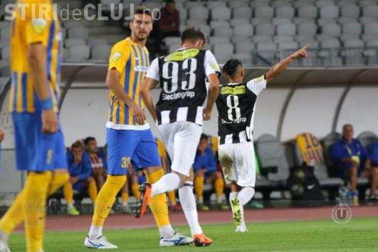 U Cluj a pierdut cu FC Argeș, scor 2-1. Ne sperie Liga 1? Goga a adus golul de onoare