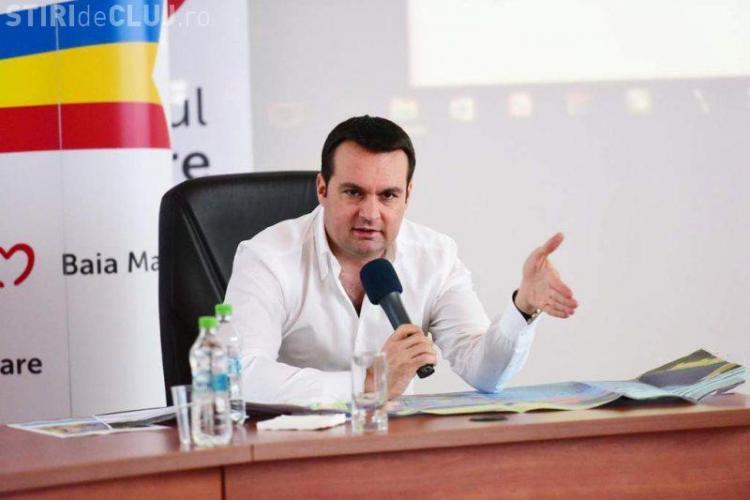 Primarul din Baia Mare, gest fără precendent: 40% din posturile de conducere din Primăria Baia Mare, desființate